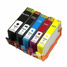 5Pk 564XL Compatible Ink Cartridge for HPhotosmar C6350 C6380 D5445 D5460 D7560