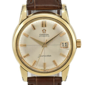 Auth-Vintage-OMEGA-Seamaster-Date-Cal-562-Automatic-Men-039-s-Watch-H-92376