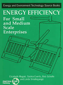 Energy Efficiency for Small and Medium Enterpris, Elizabeth Muguti, New