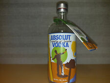 ABSOLUT GREENSAVER COLLECTIBLE BOTTLE (EMPTY).