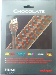 AudioQuest-Chocolate-HDMI-1M-Digital-Audio-Video-Cable-with-Ethernet
