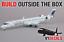 thumbnail 8 - V1 Decals Boeing 777-300 Biman Bangladesh for 1/144 Minicraft Model Airplane Kit
