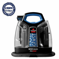 Deals on Bissell SpotClean ProHeat Portable Spot Cleaner Refurb