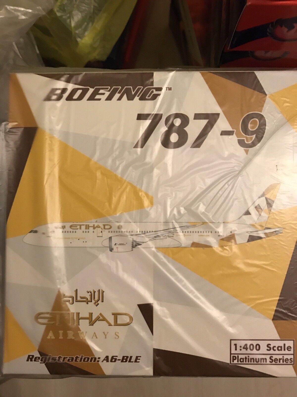 1 400 Phoenix B787-9 Etihad A6-BLE