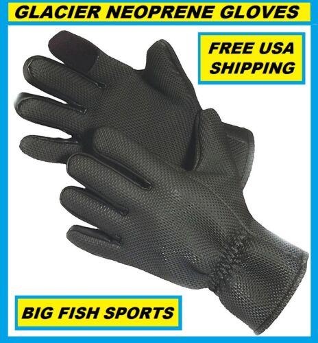 #015BK FREE USA SHIPPING GLACIER GLOVE KENAI Neoprene Gloves Size ALL SIZES