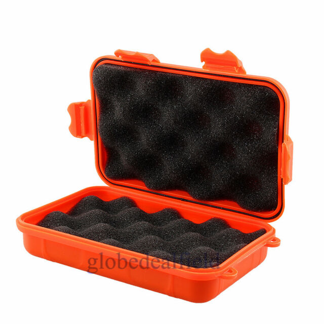 Outdoor Shockproof Waterproof Airtight Survival Storage Case Container Carry Box