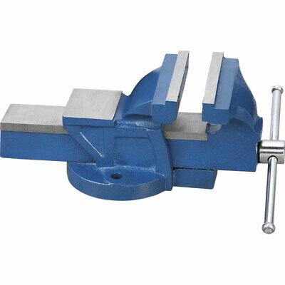 Tornillo de banco para taladro de columna Tornillo de banco profesional 2,2 kg Tornillo de tornillo para columna de hierro fundido y acero con base giratoria Tornillo de banco de fresado de alta resis