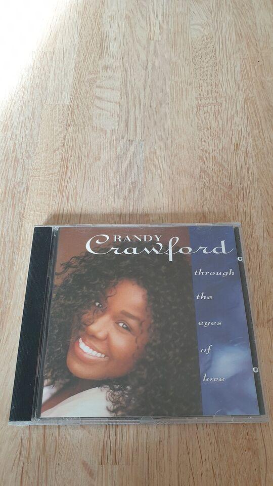 Randy Crawford: Through The Eyes Of Love, pop