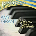 Renditions: Amy Grant Tribute by Various Artists (CD, Apr-2009, CC Entertainment)