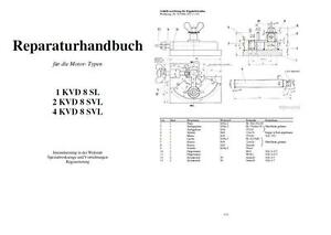 Reparaturhandbuch Motor IFA Multicar 22 RS09 GT124 Fortschritt DDR - <span itemprop=availableAtOrFrom>Bördekreis, Deutschland</span> - Reparaturhandbuch Motor IFA Multicar 22 RS09 GT124 Fortschritt DDR - Bördekreis, Deutschland