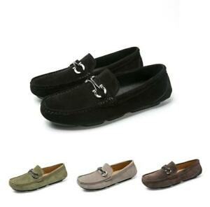 Womens Ladies Casual Driving Moccasins Gommino Slip On Loafer Flats Shoes Chic