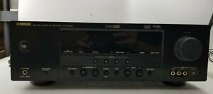 Yamaha-HTR-6025-receiver-sold-as-is-for-parts-or-repair