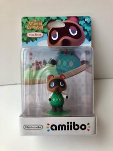 Tom Nook Amiibo Figure (Animal Crossing Series, Nintendo) - Brand New, Sealed