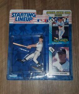 1993 ROOKIE STARTING LINEUP - SLU - MLB - ROBIN VENTURA - CHICAGO WHITE SOX