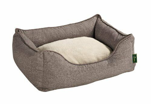 Hunter Boston 61432 Dog Bed Size S Outer Area 63 x 55 x 20 cm Inner Cushion 52 x