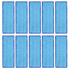 10pcs Wischen Wischtücher Pad Für IRobot Braava Jet 240//241 Wischroboter Blau