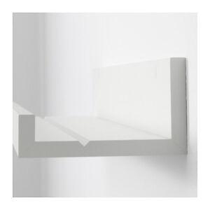 Ikea mosslanda mensola per quadri bianco 55 cm ebay for Mensole per quadri ribba ikea