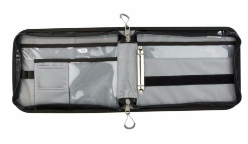 AEROcase ORGAbag Multi-Organizer A5 Organizer Dokumentenmappe Fahrtenbuch Plane
