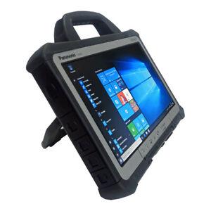 Panasonic-TOUGHBOOK-cf-d1-WXGA-da-13-3-CPU-Intel-2gb-di-RAM-250gb-HDD-win10-Pro