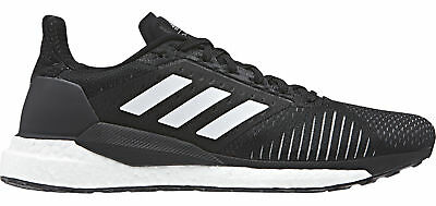 Adidas Solar Glide St Boost Mens Running Shoes - Black