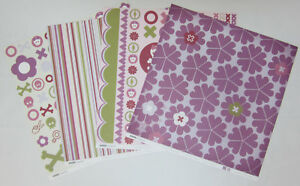 4-Kaisercraft-Double-Sided-Skull-Girl-Scrapbooking-Paper-12-034-x12-034-Card-Making
