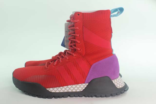 6889ba4730074e adidas Originals Af 1.3 PK Primeknit BOOTS Scar purp BZ0611 - 10 for sale  online
