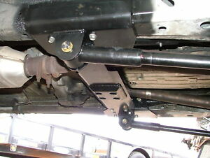 Image Is Loading JEEP ANARCHY OFRD XJ CHEROKEE LONG ARM KIT