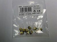 10 Spare Bulb S 4,5 Set Of 10 Pack 26401 Bodo Hennig Dollhouse Lighting