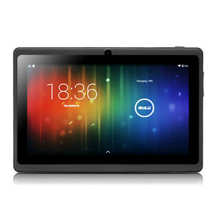 irulu expro x3 7 black tablet pc 8gb google android 6 0. Black Bedroom Furniture Sets. Home Design Ideas