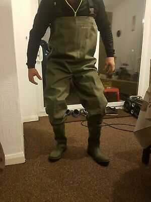 CAPERLAN WADERS-1 START PVC CHEST WADERS