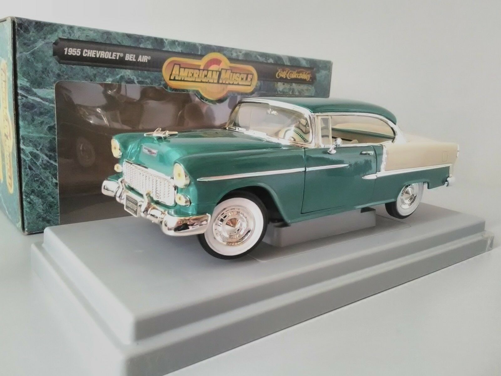 Chevrolet Bel Air 1955, ERTL 1 18