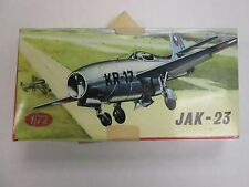 Jak-23 Pastikovy 1:72 Scale Plastic Model Kit 110414ame4