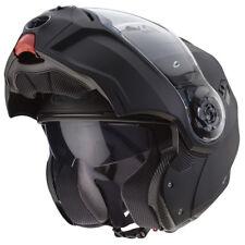 CABERG Droid Blaze Moto Casco Pieghevole termoplastica-MATT NERO GIALLO