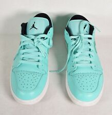 item 3 Nike Air Jordan 1 Low Hyper Turquoise 12 Mens 553558 -Nike Air  Jordan 1 Low Hyper Turquoise 12 Mens 553558 062db9ed1a