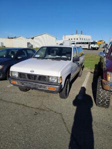 1993 Nissan Hardbody