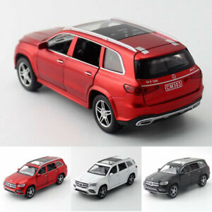 1-32-GLS-580-SUV-Die-Cast-Modellauto-Auto-Spielzeug-Model-Sammlung-Pull-Back