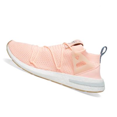 adidas originals damen sneaker arkyn pk w in orange