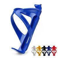 Bike Bicycle High Strength PC Plastic Drink Water Bottle Cage Holder Mount
