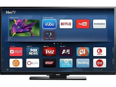 """Philips 55"""" 4K Smart TV"""