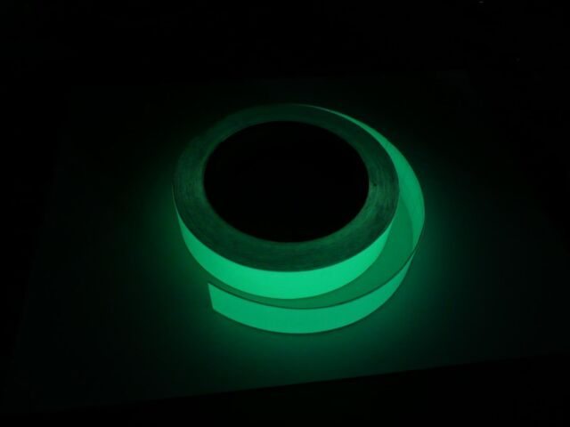 10M Luminous Tape Self Adhesive Glow In The Dark Wall Sticker Fluorescent Light
