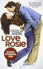 Love Rosie Where Rainbows End Film Tie E 9780007538393 by Cecelia Ahern