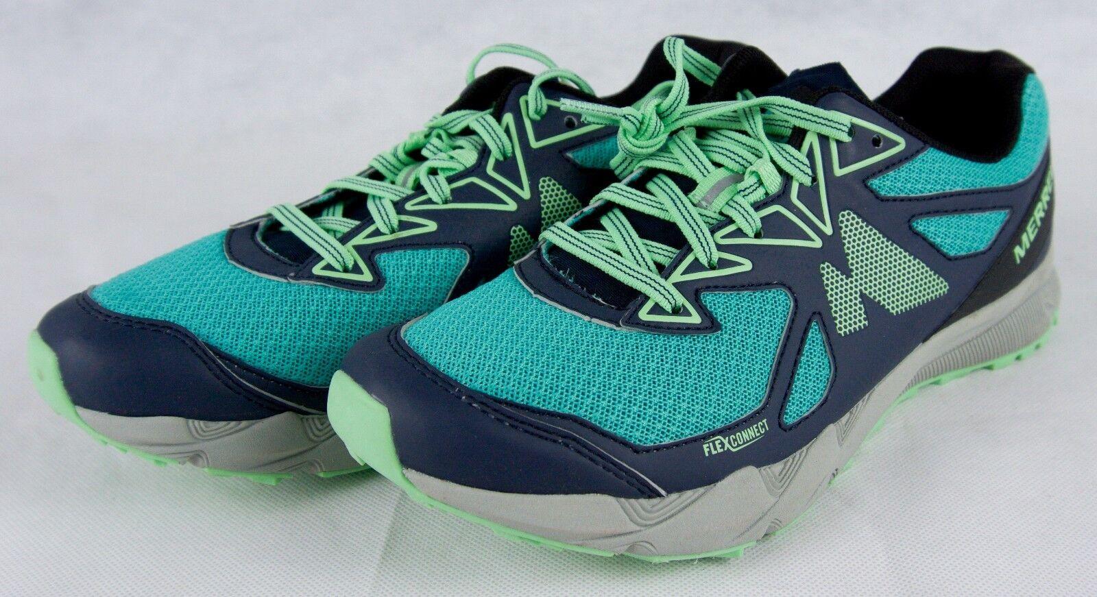 Merrell shoes Agility Fusion Flex Women's Size 7 Turquoise