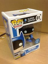 FUNKO POP! Batman Rainbow BLUE 75th Anniversary #01 Vinyl Figure *Brand New*