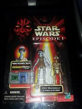 Star Wars NIB Episode 1 ODY MANDRELL with OTOGA 222 PIT DROID Action Figure