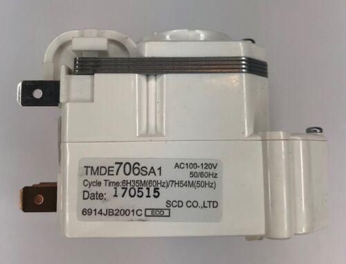 TMDE706SA1 LG Sankyo refrigerator defrost timer 6914JB2001C