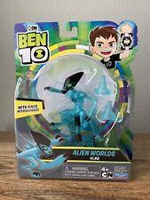 "Brand New Sealed 2019 Playmates Toys Ben 10 Sauvageonne avec bataille Vignes 4/"" Figure"