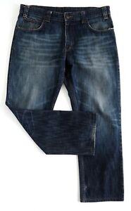 RM-WILLIAMS-Mens-TJ665-6V-Jeans-Size-36R-Regular-Fit-Mid-Rise-Straight-EUC