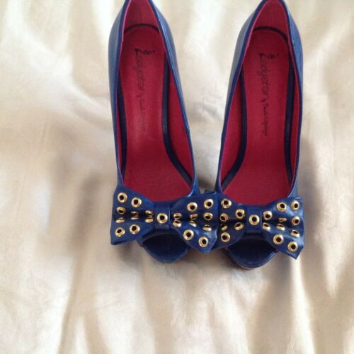Daniela Designer 4 New 37 Heels Katzenberger Size High qfOfWAPT
