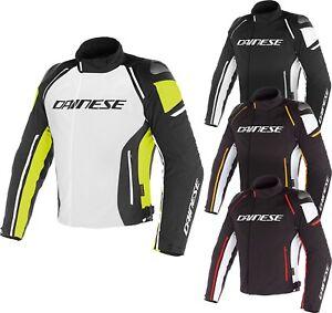 Dainese-Course-3-D-Dry-Hommes-Blouson-Moto-Sport-Touring-Veste-Impermeable
