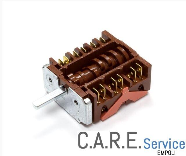 COMMUTATORE FORNO ELETTRICO VARIATORE FUNZIONI GASFIRE CANDY HOOVER 91204784